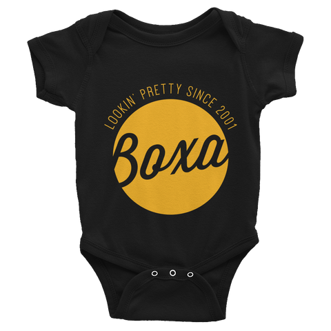 BOXA LOOKIN PRETTY Infant Bodysuit