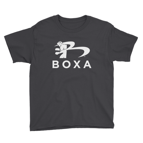 BOXA Youth T-Shirt White