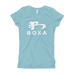 BOXA Girl's Youth T-Shirt White