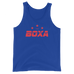 BOXA SPORT RED Unisex  Tank Top