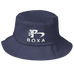 BOXA OLD SCHOOL BUCKET HAT