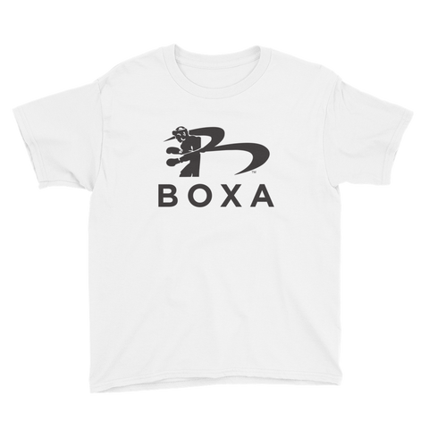 BOXA Youth T-Shirt Black