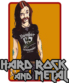 Hard Rock and Metal