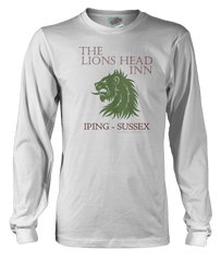INVISIBLE MAN Classic Universal Monsters inspired LIONS HEAD INN T-Shirt