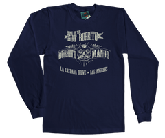 FLYING BURRITO BROTHERS inspired BURRITO MANOR T-Shirt