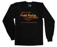 JAMES BROWN inspired COLD SWEAT Record Store T-Shirt
