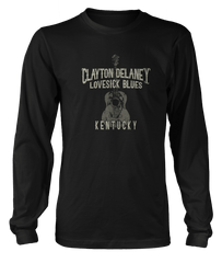 TOM T HALL inspired THE YEAR THAT CLAYTON DELANEY DIED T-Shirt