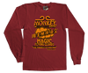 MONKEY inspired MAGIC FLYING CLOUD T-shirt