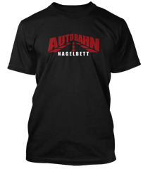 BIG LEBOWSKI inspired AUTOBAHN T-Shirt