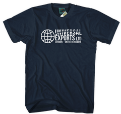 JAMES BOND For Your Eye Only inspired UNIVERSAL EXPORTS T-Shirt