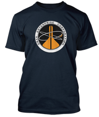 JAMES BOND Moonraker inspired DRAX ENTERPRISE CORP T-Shirt