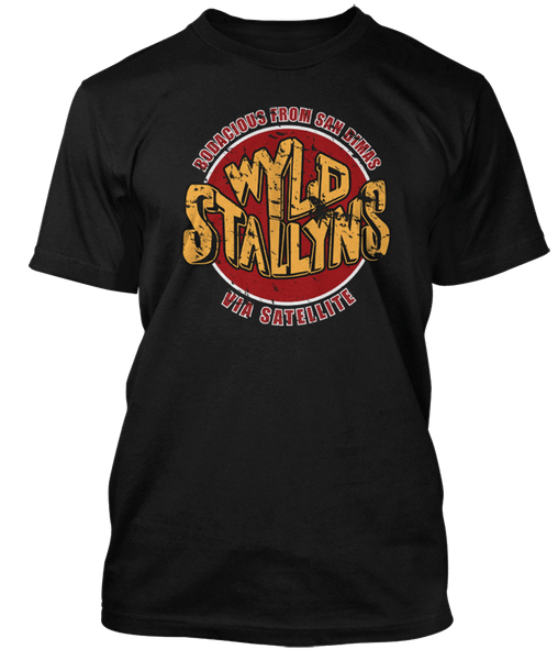 BILL and TED inspired Wyld Stallyns BOGUS JOURNEY