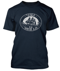 DRACULA Classic Universal Monsters inspired VESTA SCHOONER T-Shirt