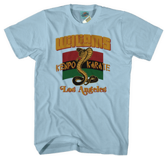 ENTER THE DRAGON inspired WILLIAMS Jim Kelly Kung Fu T-Shirt