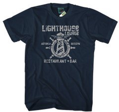 GOONIES inspired LIGHTHOUSE LOUNGE T-Shirt