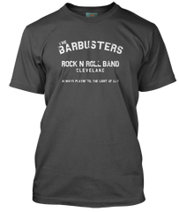 LIGHT OF DAY movie inspired BARBUSTERS T-Shirt