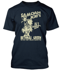 LOCK STOCK AND TWO SMOKING BARRELS inspired SAMOAN JOES T-Shirt