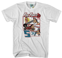 PULP FICTION Quentin Tarantino inspired FOX FORCE FIVE T-Shirt