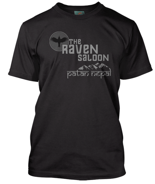 RAIDERS OF THE LOST ARK inspired Indiana Jones RAVEN