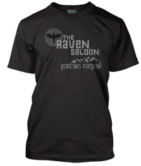 RAIDERS OF THE LOST ARK inspired Indiana Jones RAVEN T-Shirt
