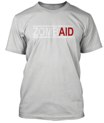 SHAUN OF THE DEAD movie inspired ZOMBAID T-Shirt
