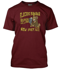 SPINAL TAP inspired ELECTRIC BANANA T-Shirt