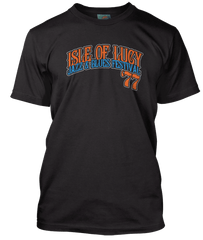 SPINAL TAP inspired ISLE OF LUCY T-Shirt