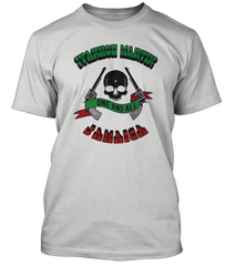 HARDER THEY COME inspired JIMMY CLIFF Ivan Martin ringer T-Shirt