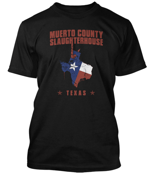 TEXAS CHAINSAW MASSACRE inspired MUERTO COUNTY SLAUGHTER