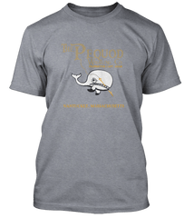 MOBY DICK inspired HERMAN MELVILLE PEQUOD T-Shirt