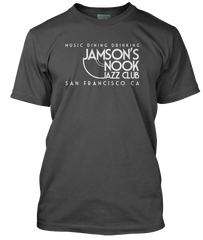 ON THE ROAD JACK KEROUAC INSPIRED JAMSONS NOOK T-Shirt