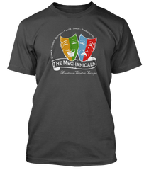 A MIDSUMMER NIGHTS DREAM THE MECHANICALS SHAKESPEARE inspired T-Shirt