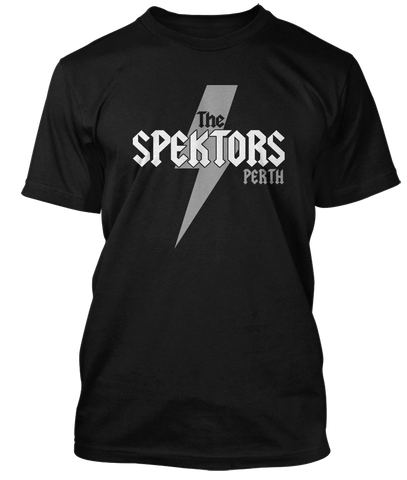 AC/DC Bon Scott inspired The Spektors