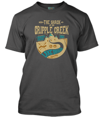 BAND inspired CRIPPLE CREEK T-Shirt