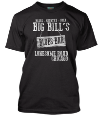 BIG BILL BROONZY T-Shirt