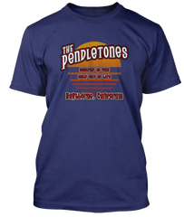 Beach Boys inspired Pendletones T-Shirt