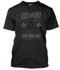 BLIND LEMON JEFFERSON inspired BLACK SNAKE MOAN Blues T-shirt