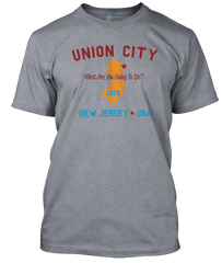 BLONDIE inspired UNION CITY T-Shirt