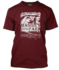 Bob Dylan Maggies Farm inspired T-Shirt