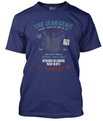 DAVID BOWIE inspired The Jean Genie T-Shirt
