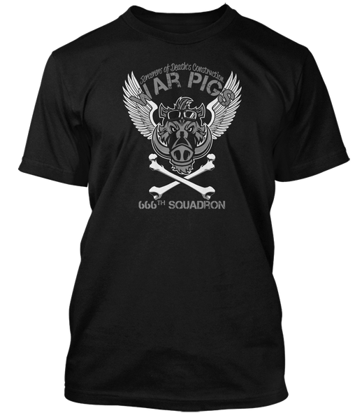 Black Sabbath War Pigs 666th Battalion inspired