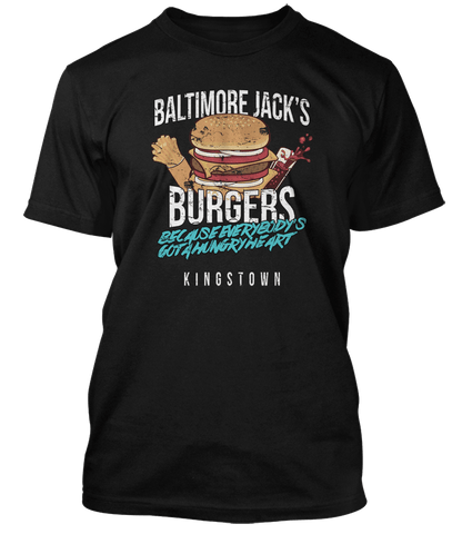 BRUCE SPRINGSTEEN inspired HUNGRY HEART Baltimore Jacks