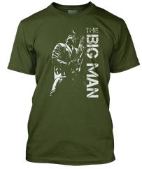 Clarence Clemons Bruce Springsteen & the E Street Band inspired T-Shirt