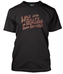 BRUCE SPRINGSTEEN inspired WILD BILLYS CIRCUS STORY T-Shirt