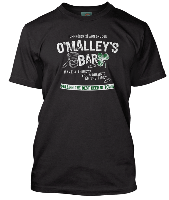 NICK CAVE inspired OMALLEYS BAR Murder Ballads T-Shirt