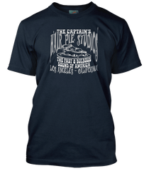 CAPTAIN BEEFHEART inspired Hair Pie T-Shirt