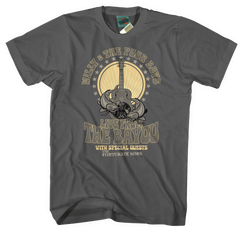 Creedence Clearwater Revival inspired Willy & The Poor Boys T-Shirt