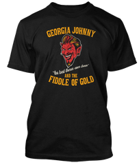 CHARLIE DANIELS BAND inspired THE DEVIL WENT DOWN TO GEORGIA T-Shirt