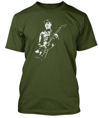 Rick Nielsen inspired Cheap Trick T-Shirt