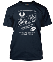 COLD CHISEL inspired CHEAP WINE T-Shirt